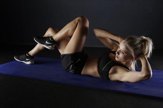 sportovní trenérka