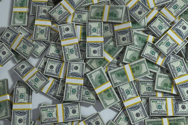 rozpočítané peníze